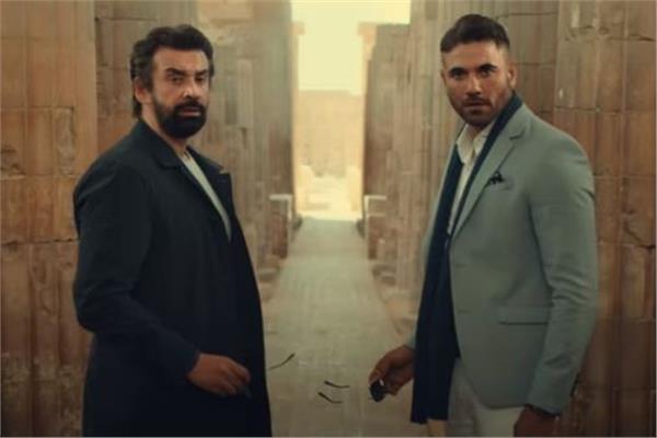 """فيلم """"كيره والجن"""" بطولة كريم عبدالعزيز وأحمد عز"""