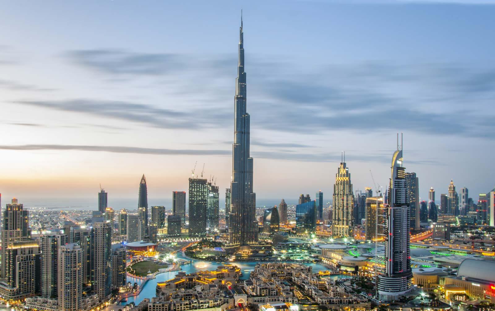 أماكن سياحية رائعه في دبي