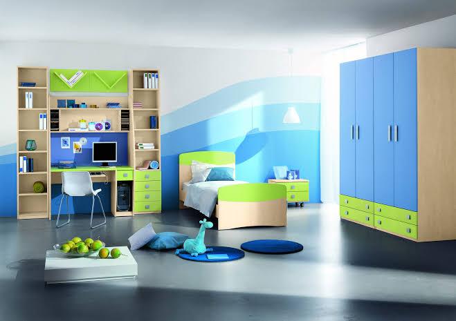 غرف أطفال 2020