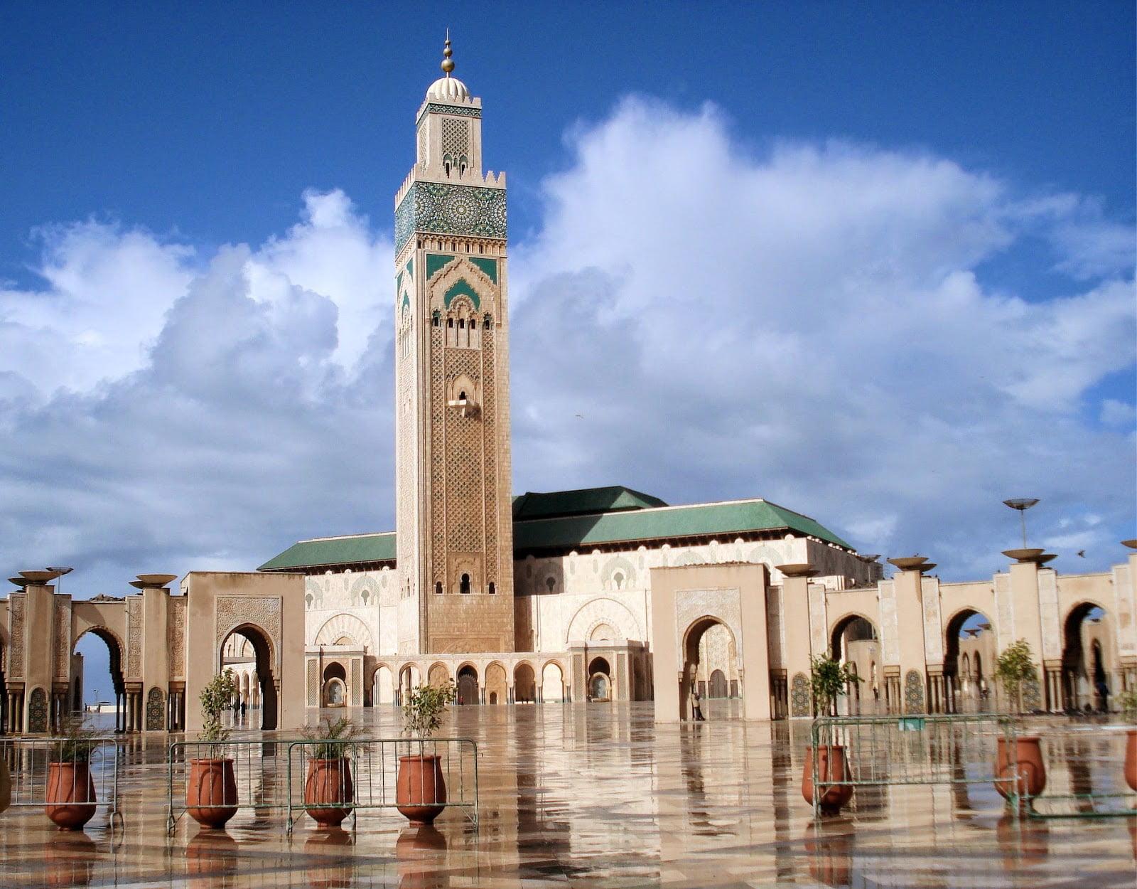 أماكن سياحية رائعة في المغرب