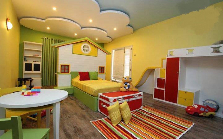 اجمل الوان غرف اطفال 2020 جديدة وعصرية