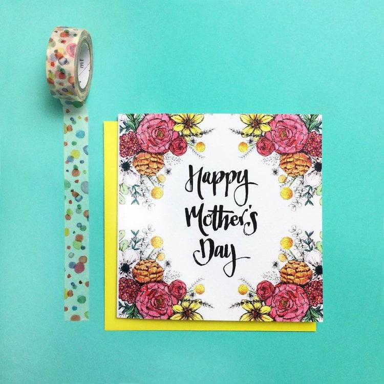 تهنئة عيد الام بالصور