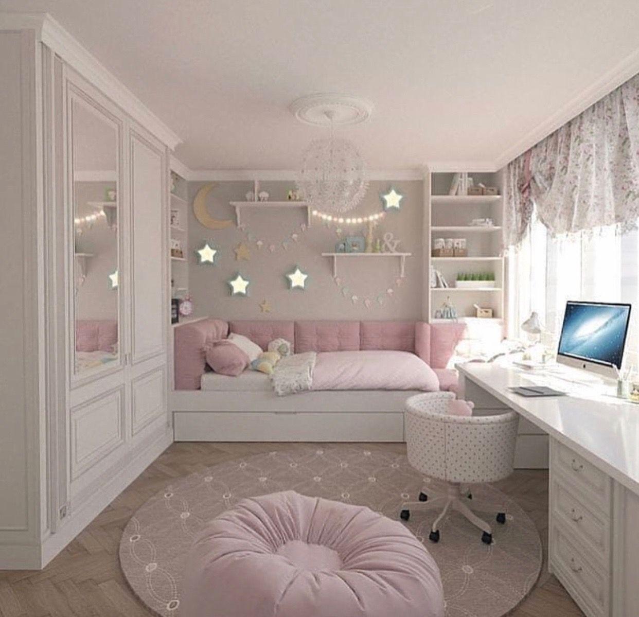 أجمل غرف نوم بنات 2020 - 2021