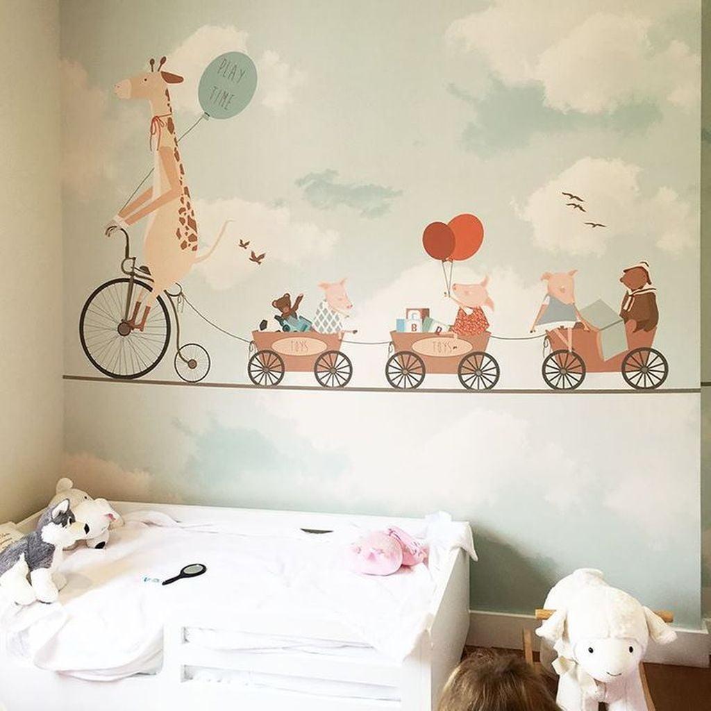 افضل اشكال ورق حائط للاطفال 2020 ورق حائط اطفال مودرن