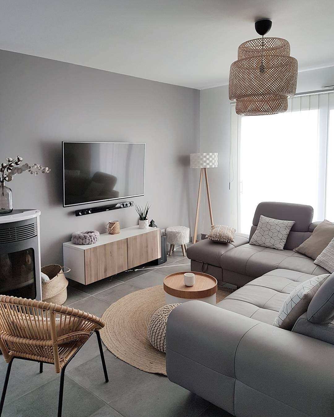 أفضل ديكورات غرف معيشة بسيطة وجميلة 2020 غرف معيشة مودرن