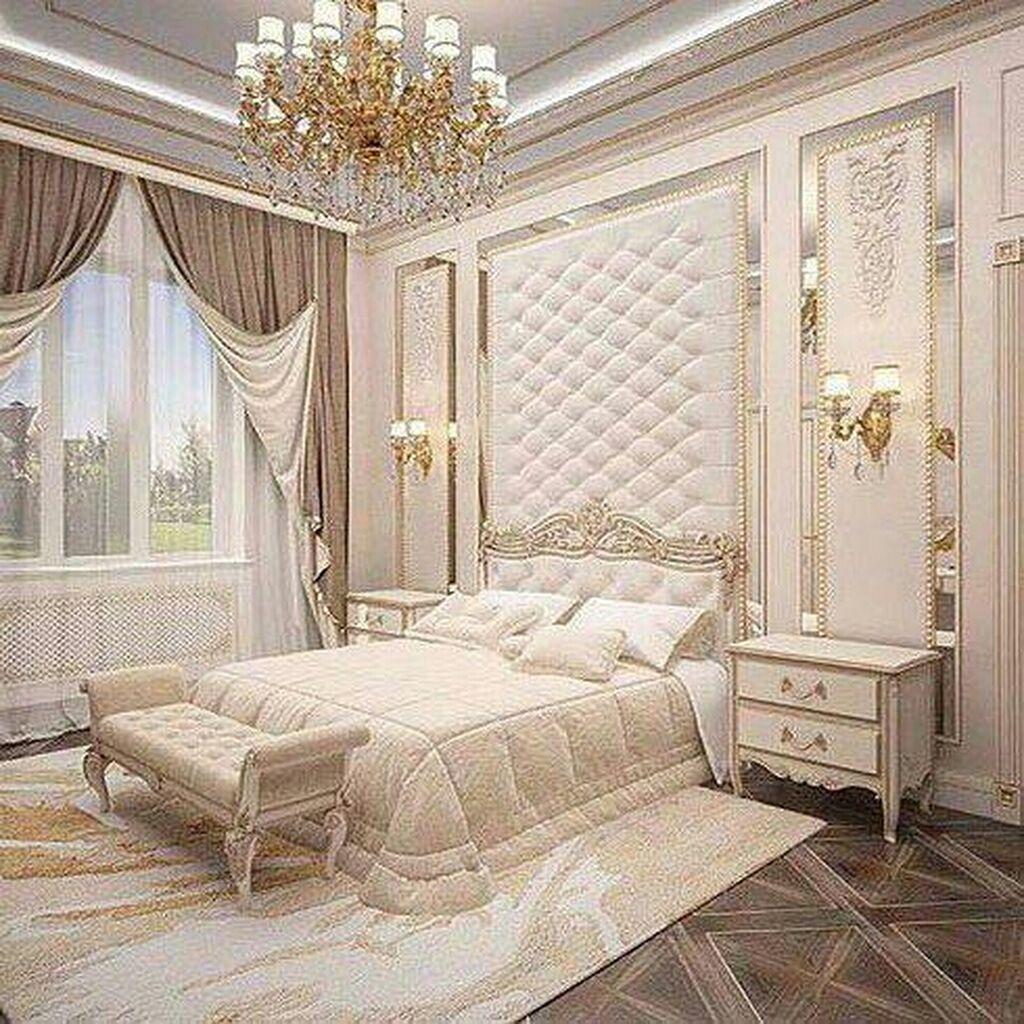 ديكورات غرف نوم كلاسيكيه